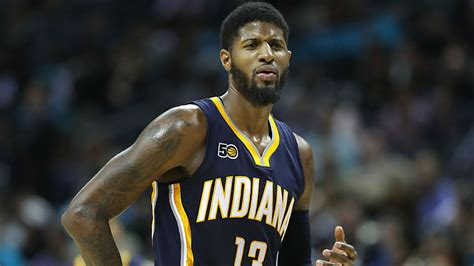Paul George 1 Blackbuster report pacers evaluating market for forward paul george nba sporting news