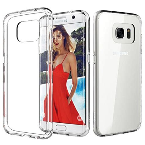 Totu Clear Ultra Thin Protective For Samsung Gala 2004 galaxy s7 edge totu clear tpu grip bumper import it all