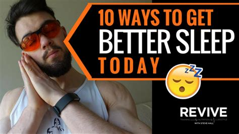 10 natural ways to help you sleep better 10 ways to get better sleep today