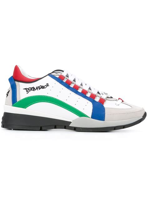 dsquared shoes trainers authentic uk