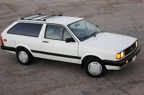 volkswagen fox 1989 1989 volkswagen fox gl wagon revisit german cars for