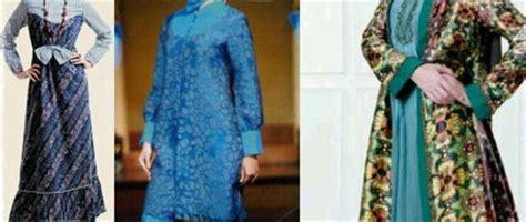 desain baju muslim keren 10 contoh desain baju muslim wanita masa kini oke
