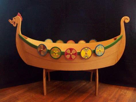 lil longship jordan wood boats