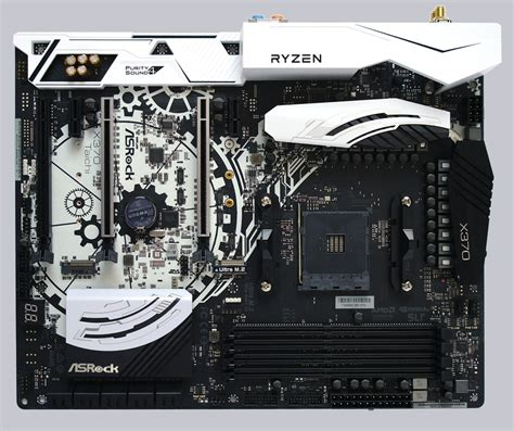 Asrock X370 Taichi Amd Am4 asrock x370 taichi amd am4 motherboard review result and general impression