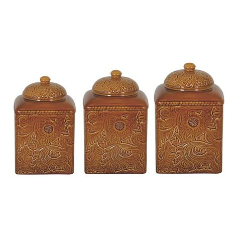 western kitchen canisters mustard western canister set western kitchen and dining