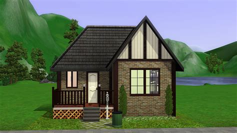 mod the sims fit anywhere starter home cc free