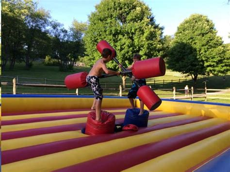 Backyard Jousting Bounce Jousting Rentals Allentown Pa Where To Rent Bounce