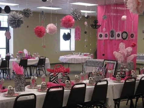 Pink Zebra Baby Shower Decorations by 20 Best Baby Shower Corsage Images On Baby