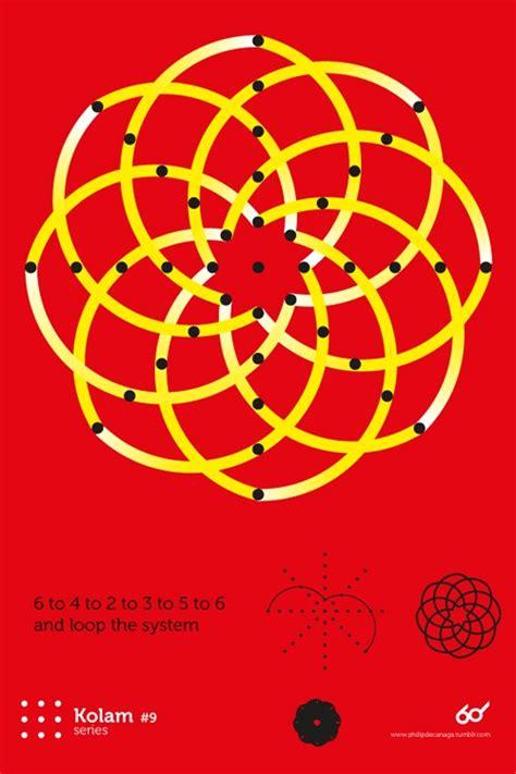 grid pattern indus tagalog 16 best kolams images on pinterest