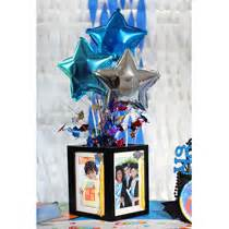 bulk graduation party idea diy framed centerpiece at dollartree com