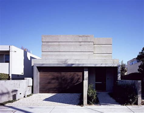 modern concrete block house plans modern house