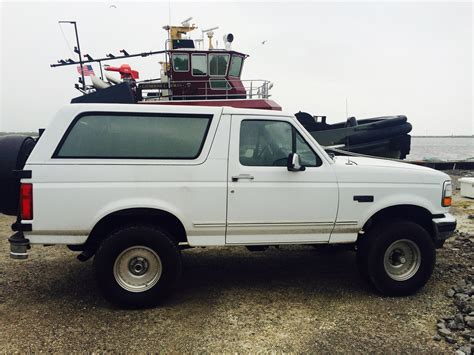ford bronco 1995 1995 ford bronco overview cargurus