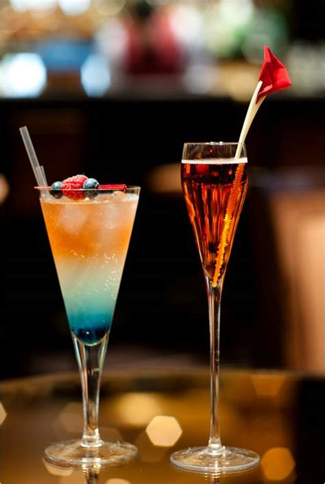 Top Bar Cocktails by The Dorchester Collection Pushes Innovation In Its