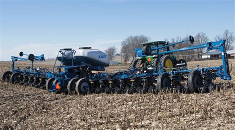Kinze Planter by Object Moved