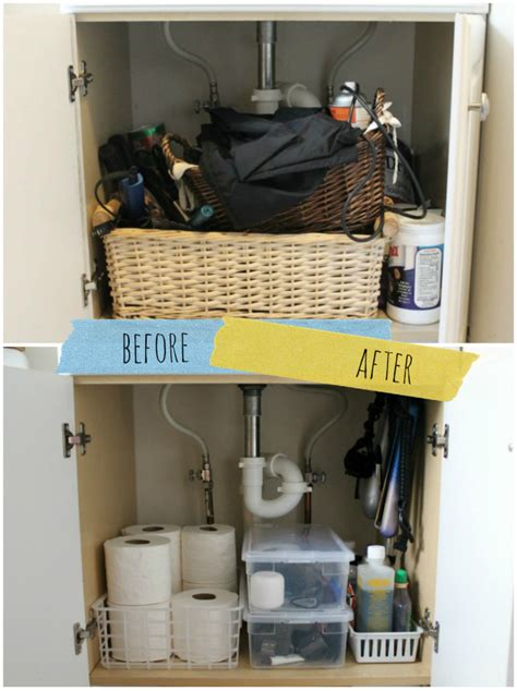 Bathroom Sink Organizer Bathroom Sink Organizer Simple Tips How To Organize It In Homesfeed