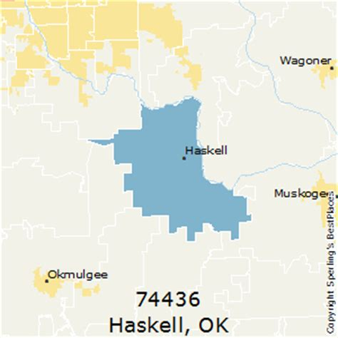 haskell section best places to live in haskell zip 74436 oklahoma