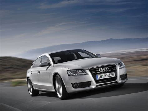 Audi A Sportback by Wallpapers Audi A5 Sportback Car Wallpapers