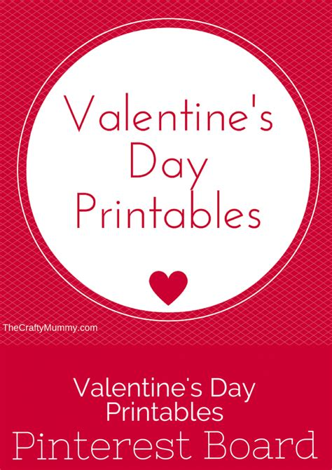 More Valentines Ophelia Fancy by S Day Printables The Crafty Mummy