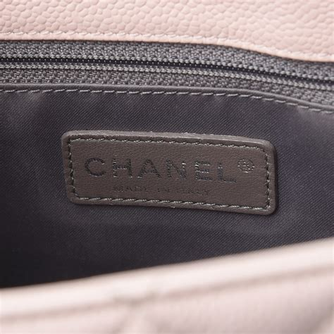 Grandcentral Rings All Your Phones At Once by Chanel Caviar Quilted Grand Shopping Tote Gst Light Pink