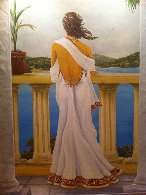 maler hera bild malerei mythologie fanni bei kunstnet
