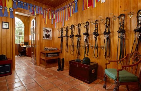 what is a tack room stable style wellington real estate horses heels