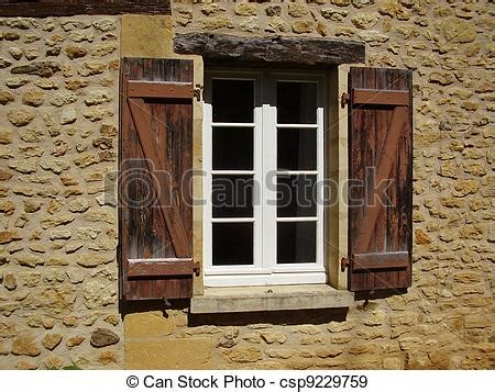 Cottage Designs Small stock photographs of french farmhouse window amp shutters