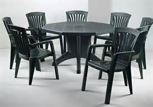 green plastic garden furniture sets