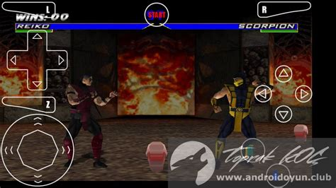 mortal kombat 4 v1 0 apk tam s 220 r 220 m - Mortal Combat 4 Apk