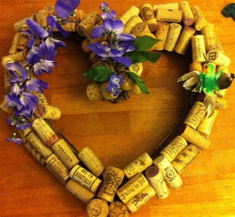 1000 images about cork wreath on washington state home and wine cork letters