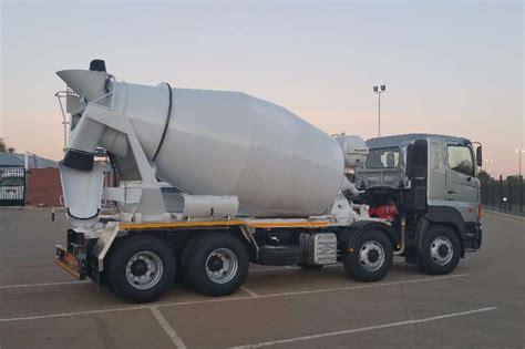 Truk Mixer Hino 2018 hino hino 3541 8x4 mixer concrete mixer truck trucks