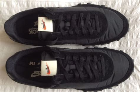 Nike Waffle X Cdg here s a look at the comme des gar 199 ons x nike waffle racer kicksonfire