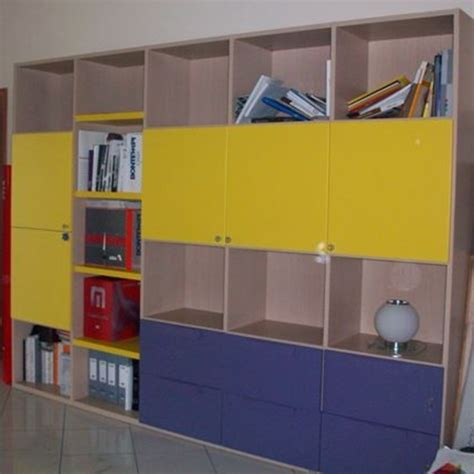 libreria doimo libreria e scrivania doimo city line sottocosto arredo