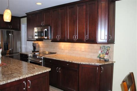 black glazed kitchen cabinets maple adams cranberry with black glaze cabinets beige