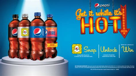 Lollapalooza Sweepstakes 2017 - pepsi puts snapcodes on bottles to engage fans with filters games sweepstakes ipg