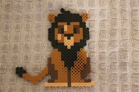 Hamac De Cing by Scar The King Perler Bead Sprite By On And The