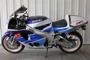 1997 Suzuki Gsxr 750 For Sale Mint Middleweight 1997 Suzuki Gsxr 750 Sportbikes