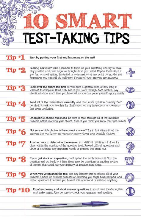 ten smart test taking tips 11x17 schoolhouse rock test