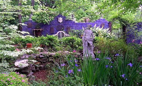Backyard Flower Gardens A Southern Garden A Southern Garden