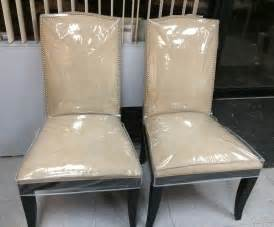 Dining Table Leather Chair Covers How To Make Dining Room Chair Covers Excellent Dining