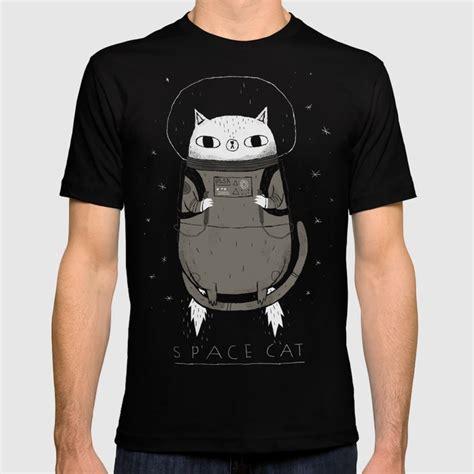 space cat  shirt  louisroskosch society