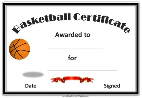 best photos of printable basketball template free