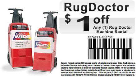 Rug Doctor Printable Coupon by 17 Best Images About A Rug Doctor Coupon On Dr