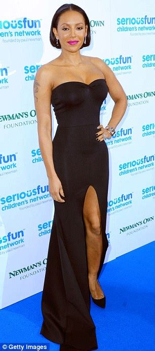 christa parker claims she had a five year affair with mel b christa parker claims she had a five year affair with mel