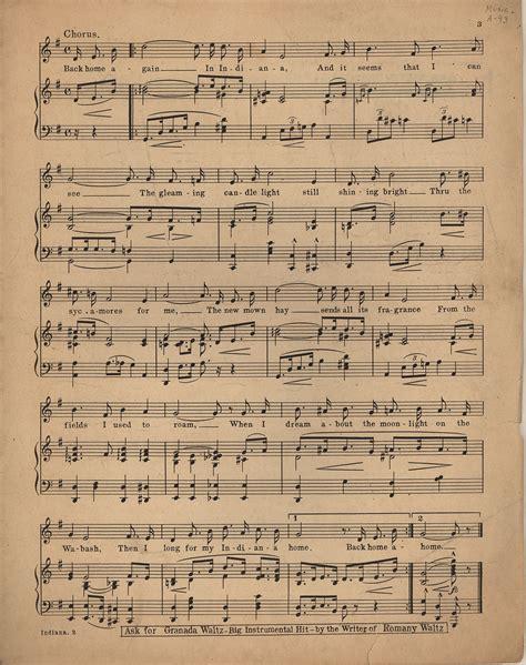 free choral christmas sheet music