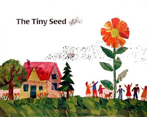 the tiny seed picture giants pilgrims april abacus grow