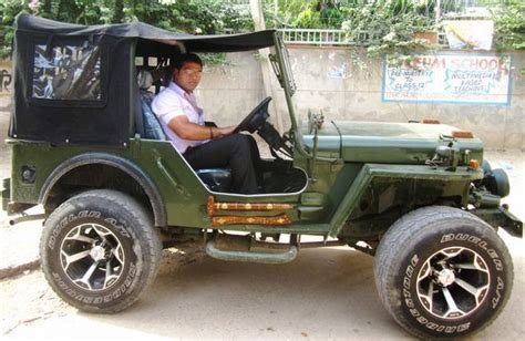 Open Jeep India Price Open Jeep Ford Willy Design For Sale From Gurgaon Haryana