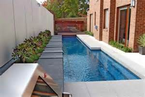 Backyard Pools In Small Spaces Tropical Pool Tropical Houses Small Pool 2