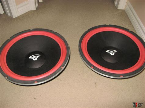 Speaker Woofer 15 Inch Cerwin 15 Inch Speakers Photo 1147740 Canuck Audio Mart