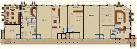 retail floor plan citrus square building plans citrus square