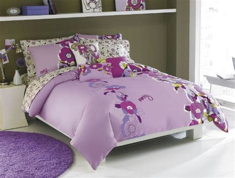 girls purple comforter jojo pink and green flower toddler bedding bed mattress sale